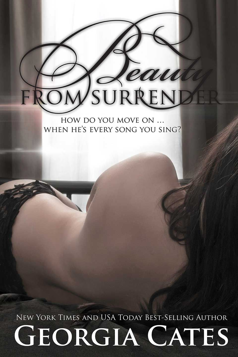 Cover for Beauty from Surrender