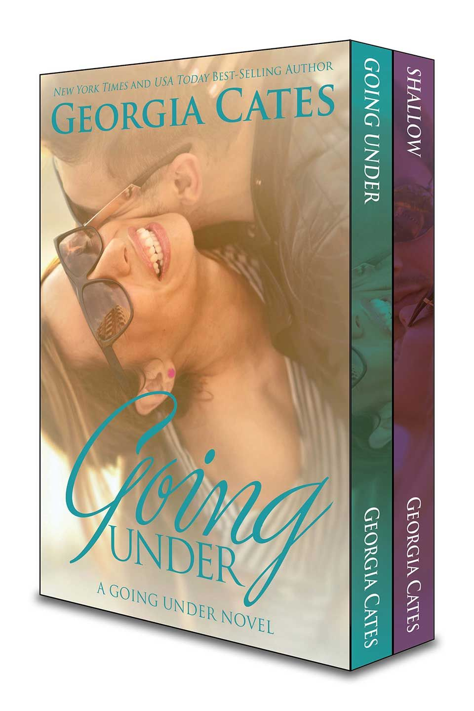 Cover for Going Under Bundle