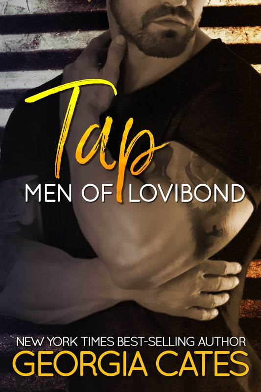 Cover for Tap Men of Lovibond Book 1 by Georgia Cates