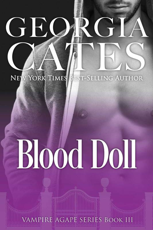 Cover for Blood Doll The Vampire Agape Series Book 3 by Georgia Cates