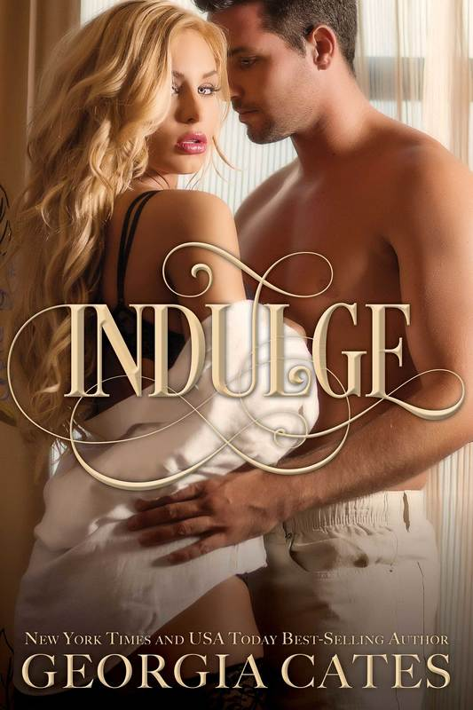 Cover for Indulge by Georgia Cates