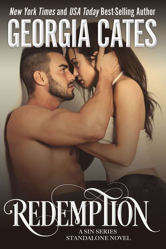 Cover for Unintended A Sin Series Standalone The Sin Trilogy Book 5 by Georgia Cates