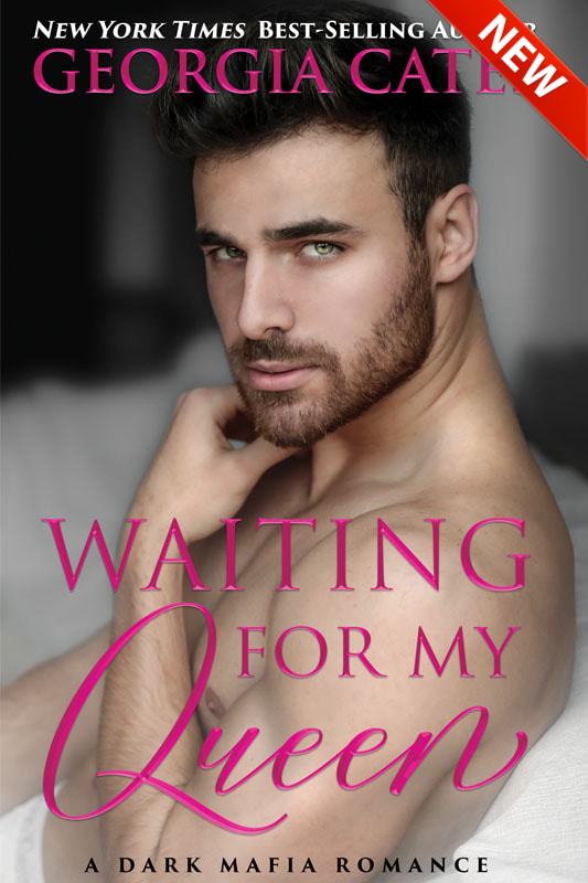 Cover for Waiting for My Queen by Georgia Cates
